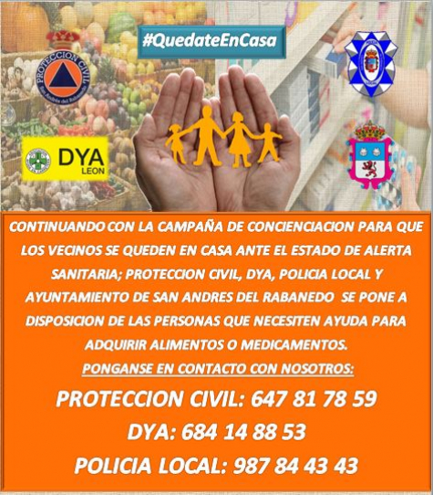 Voluntarios Protección Civil -  Dya - Policia Local